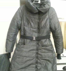 Пальто женское 50 р.