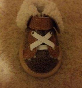 Обувь для собак.