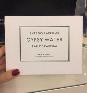 Селективные духи Byredo Gypsy Water