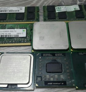 DDR2 ноутбук