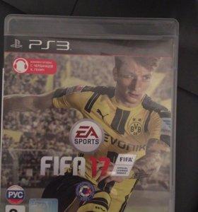 FIFA 17 для Sony PS3