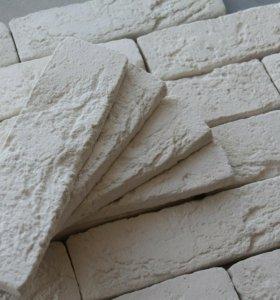 Декоративный кирпич  камень +3D  панель