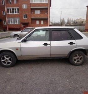 ВАЗ 21099 год выпуска 2004