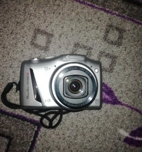 Фотоаппарат. Canon.