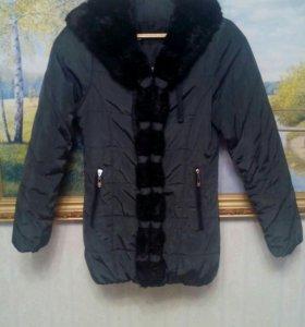 Зимняя куртка р.42-44