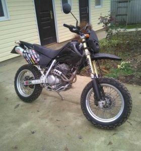 Honda xr 250 motard