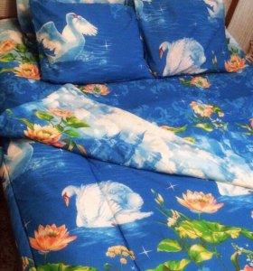 Продам комплект постельного белья 5 предметов