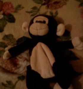 Игрушка обезьяночка