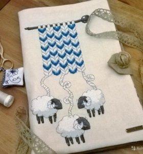 Органайзеры для швей и вязальщиц, игольницы