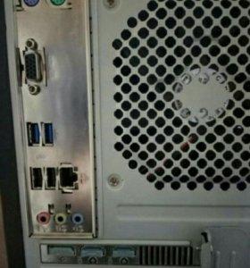 Игровой компьютер на базе Intel Core i5