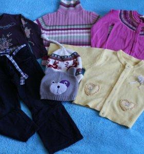 Пакет вещей № 4 (для девочки 3 - 6 лет)