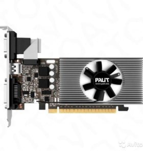 Видеокарта Palit GeForce GT 730 902Mhz PCI-E 2.0