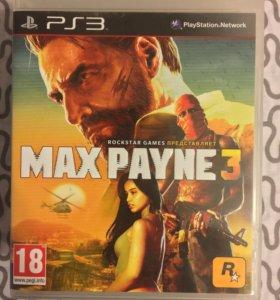 PS3 игры. Max Payne 3;L.A. noire;RAGE;