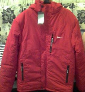 Куртка ( зимняя) 52 - 54 размер