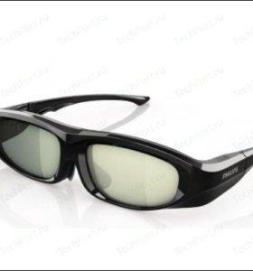 3D очки Philips PTA518