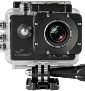 Экшн Камера SJCam 5000 plus б/у