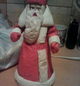 Дед Мороз, винтаж.