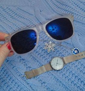Солнечные очки новые