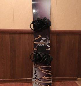 Сноуборд Bone комплект