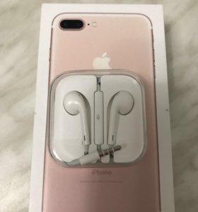 Наушники Apple оригинальные EarPods с разьемом 3,5