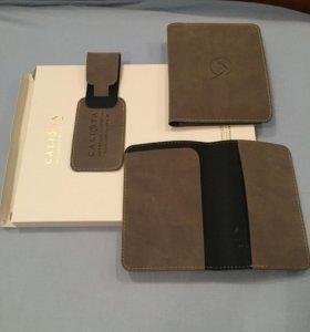 Чехол на паспорт и документы
