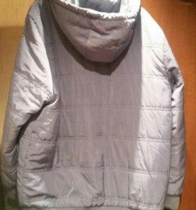 Куртка муж.56-58