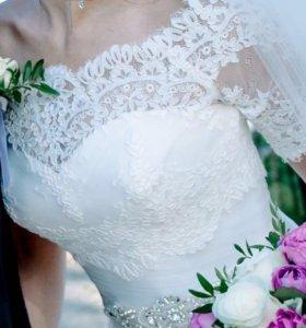 Болеро к свадебному платью Айвори