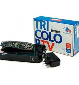 Триколор тв full HD ресиверы спутниковые