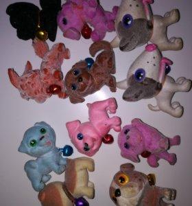Коллекционные игрушки Маджики из коробочек