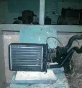 Радиатор печки и моторчик газель 2705 3221 евро