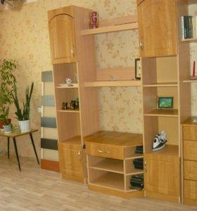 Квартира, 1 комната, 33.4 м²