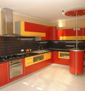 Корпусный гарнитур (кухня)