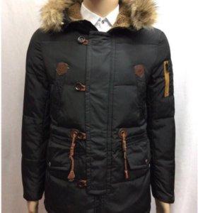 Куртка-парка мужскпя