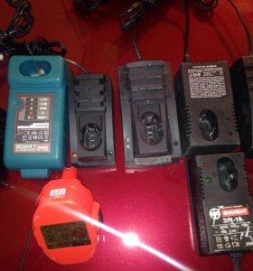 зарядные устройства разные