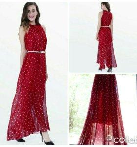 Платье новое (50-52р)