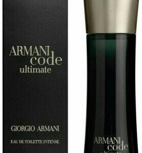 Giorgio Armani Armani Code Ultimate eau de toilett