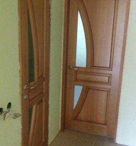 Лестницы,двери,мебель из массива дерева