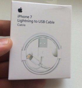 Оригинальный кабель для iPhone 5,6,7,8,X
