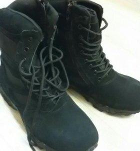 Ботинки армейские новые