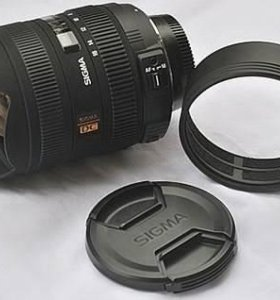 Объектив Sigma AF 8-16 /4,5-5,6 for canon