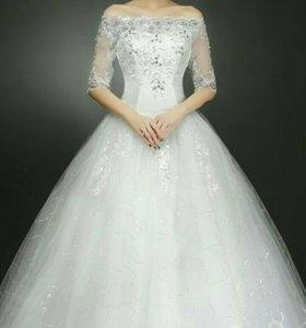 Свадебные платья(новые)
