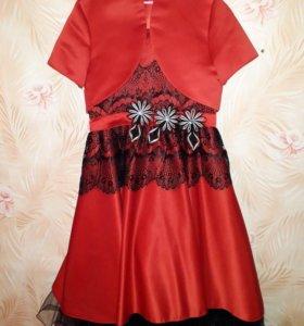 Платья для девочки нарядные