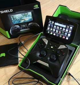 Приставка Nvidia Shield Portable
