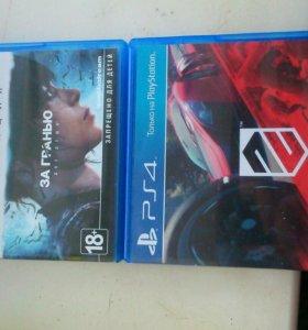 Игры диски ps4