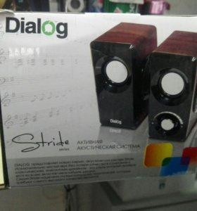 Акустическая система Dialog
