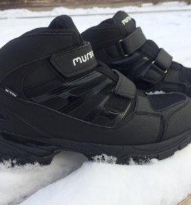 Ботинки (кроссовки) mursu зима