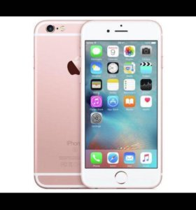 Айфон 6s 64 gb rose gold продаю или обмен