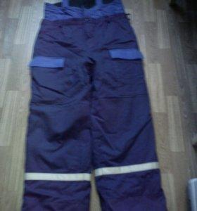 Рабочий комбинезон и штаны