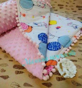 Плед, одеяло