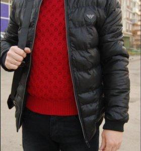 Новая мужская куртка еврозима